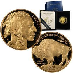2007 Gold Buffalo PROOF in Mint Case