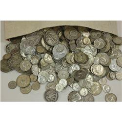 $50 Face Value -90% Silver Bank Bag Silver