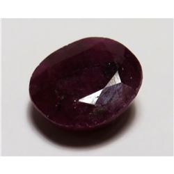 4.5 ct. Natural Red Ruby Gemstone