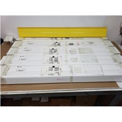 (5) ALLEN BRADLEY 440F-T3120, SERIES A, ACTIVE UNITING TRIM