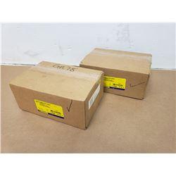 (2) SQUARE D 9007C54B2 P10Y19021 LIMIT SWITCH