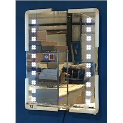 "LED BATHROOM VANITY MIRROR - 23.5"" X 31.5"""