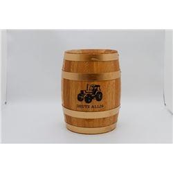 Duetz Allis barrel