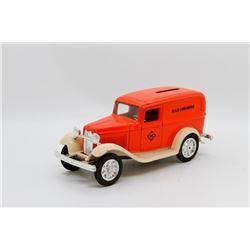 Allis Chalmers Replica 1932 Ford Delivery Van Bank Ertl