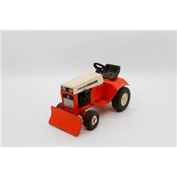Allis Chalmers garden tractor w/ blade