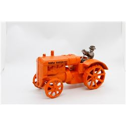 Allis Chalmers A tractor Cast Iron?