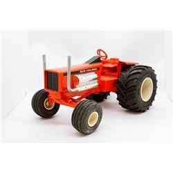 Allis Chalmers tractor w/ chrome stacks 1:16
