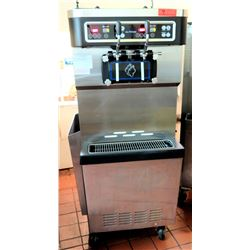 Well Spring SSI-203S Soft Serve 2 Flavor Ice Cream Machine