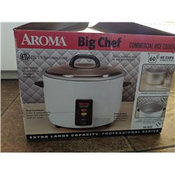 Aroma Big Chef Rice Cooker