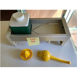 Countertop Manual Juicers & Slicer