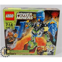 NEW LEGO POWER MINERS MAGMA