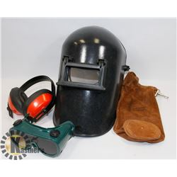 NEW WELDING PROTECTIVE GEAR