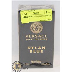 NEW VERSACE DYLAN BLUE EAU DE TOILETTE