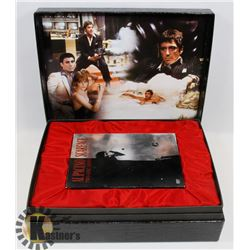 SCARFACE COLLECTOR BOX SET.