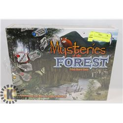 SEALED MASTERS OF THE FOREST GAME