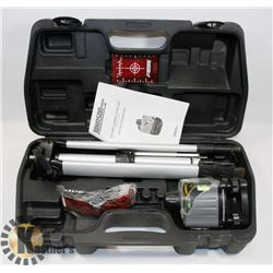 JOHNSON ROTARY LASER LEVEL KIT WITH TRIPOD