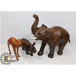 VINTAGE 1950'S LARGE ELEPHANT