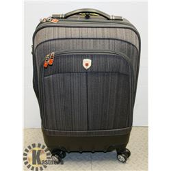SWISS SUIT CASE WITH 4 WHEELS