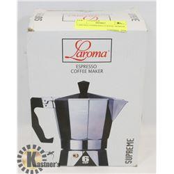 LAROMA ESPRESSO COFFEE MAKER