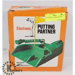 ELECTRONIC PUTTING PARTNER