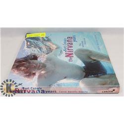 NIRVANA KURT COBAIN CHRONICAL BOOK