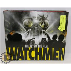 HARDCOVER WATCHMEN COMIC BOOK