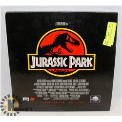 JURASSIC PARK VIDEO DISC ALBUM