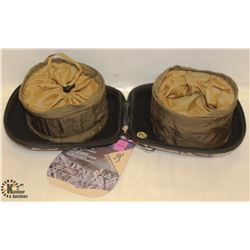 BROWNING PORTABLE COLLAPSING PET DISHES