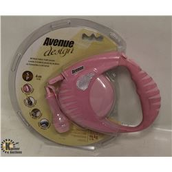 AVENUE DESIGN 13FT RETRACTABLE TAPE LEASH