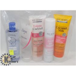 BAG OF ASSORTED HAIR PRODUCT