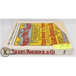 VINTAGE REPRINTED 1908 SEARS ROBUCK CATALOGUE