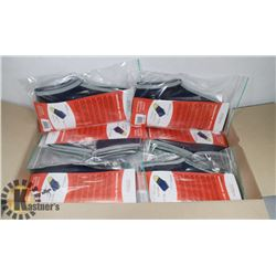 CASE OF DECLERMONT SOFT BOOTS INSOLES SIZE 11M