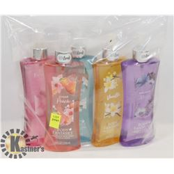 BAG OF FRAGRANCE BODY SPRAY