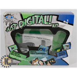 JUST DIGITAL KIT