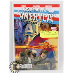 CAPTAIN AMERICA 1-4 COMICS SET