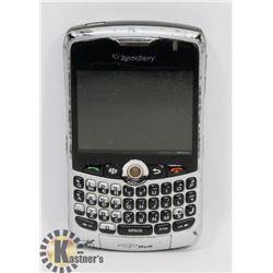 BLACKBERRY CURVE SMART PHONE