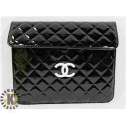 REPLICA CHANEL QUILTED STYLE WRISTLET