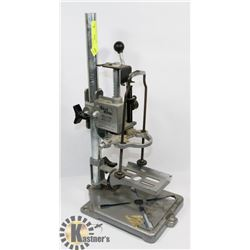 TEST RITE DRILL STAND MODEL 502 W/ TILT TABLE.