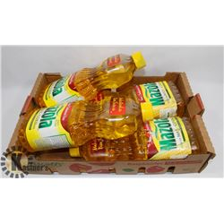 FLAT OF COOKING OIL