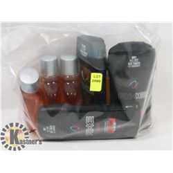 BAG OF AFTER SHAVE AND MORE