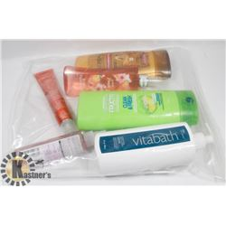 BAG OF HAIR CONDITIONER AND MORE