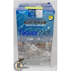 2 NEW RUSTOLEUM WATER REPELLING