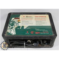 SHUR SHOCK 120 VOLT ELECTRONIC FENCE