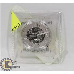 "2013 $20 SILVER CANADIAN COIN ""HOCKEY"""