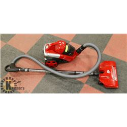DIRT DEVIL QUICK POWER CYCLONIC VACUUM