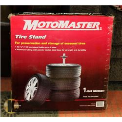 NEW IN BOX MOTOMASTER TIRE STANDS
