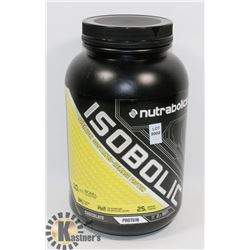 NUTRABOLICS ISOBOLIC PREMIUM SUSTAINED-RELEASE N
