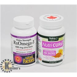 NAKA ORIGINAL NUTRI CURE 60 VEGGIE CAP EXP FEB/20