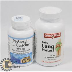 NATURAL FACTORS N-ACETYL L CYSTEINE 90 CAPSULES
