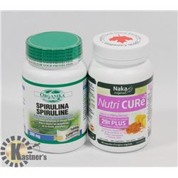 NAKA ORIGINAL NUTRI CURE 60 VEGGIE CAPS EXP FEB/20